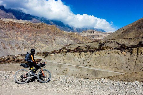 Omar di Felice: introduzione al bikepacking e allestimento base
