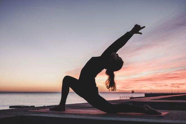 Vincere l'ansia con lo yoga