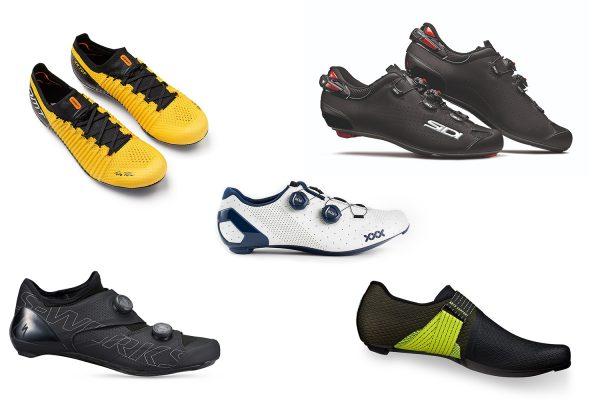 5 scarpe da ciclismo top di gamma