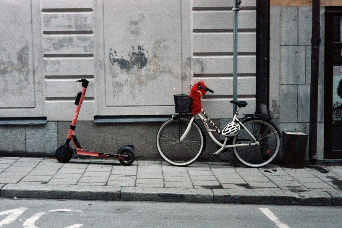 Hai mai pensato ad un casco da bici per la città?