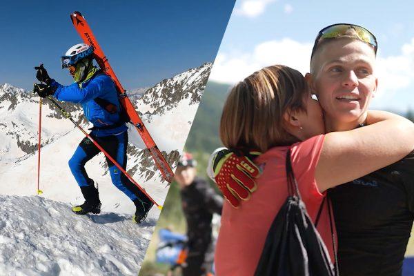 Incontriamo Davide Magnini, skialper e trailrunner, nella sua Val di Sole