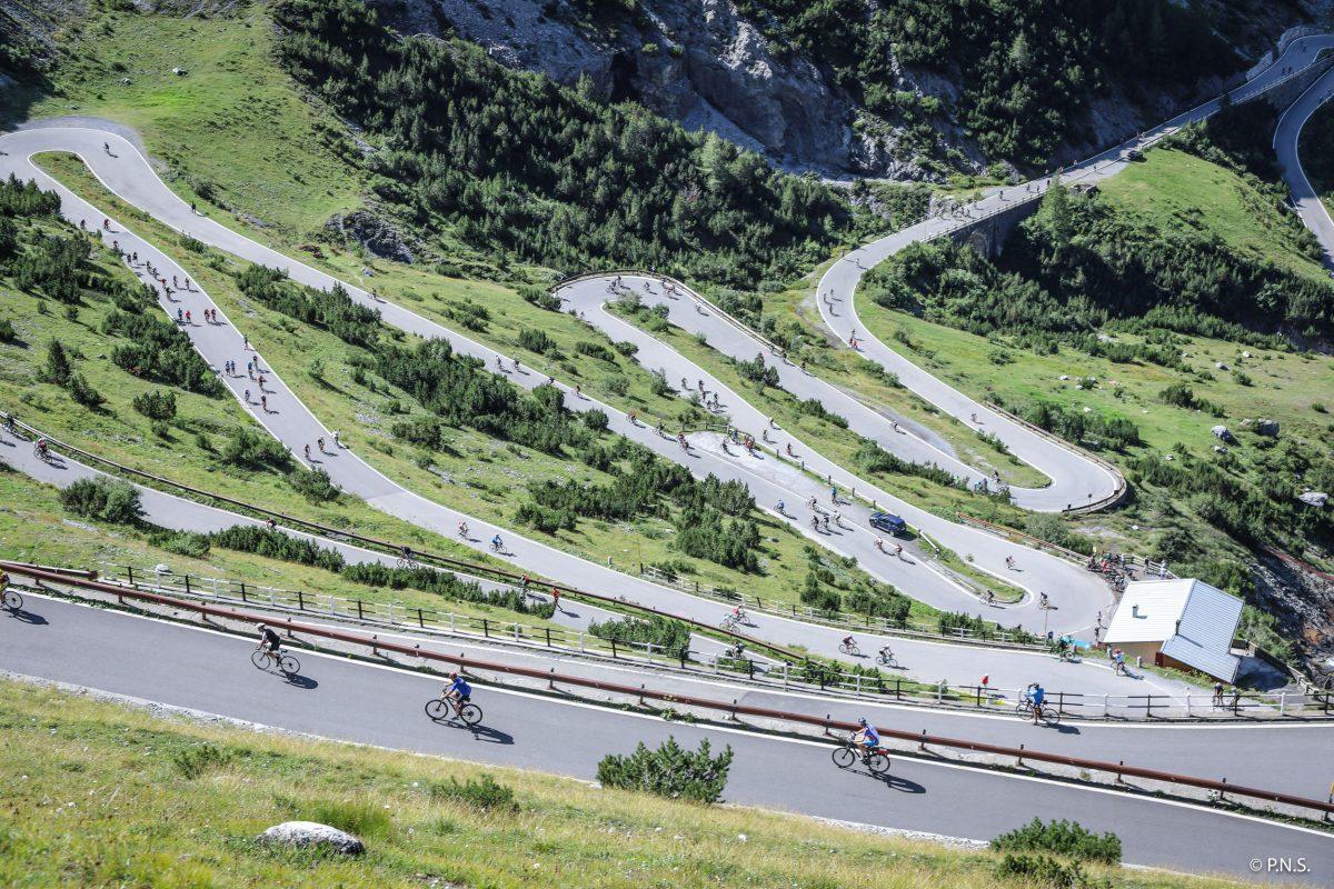 Enjoy Stelvio National Park: pedala in sicurezza