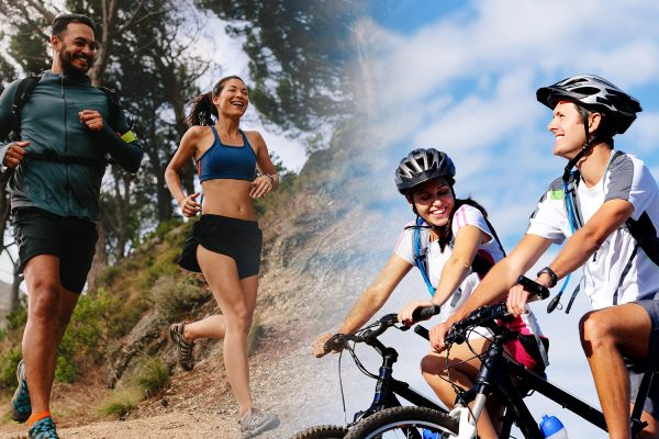 Global Running e Cycling Day