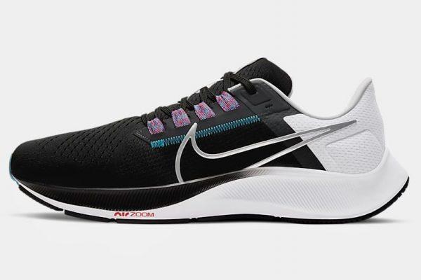 Nike Air Zoom Pegasus 38, rinnovata la tomaia