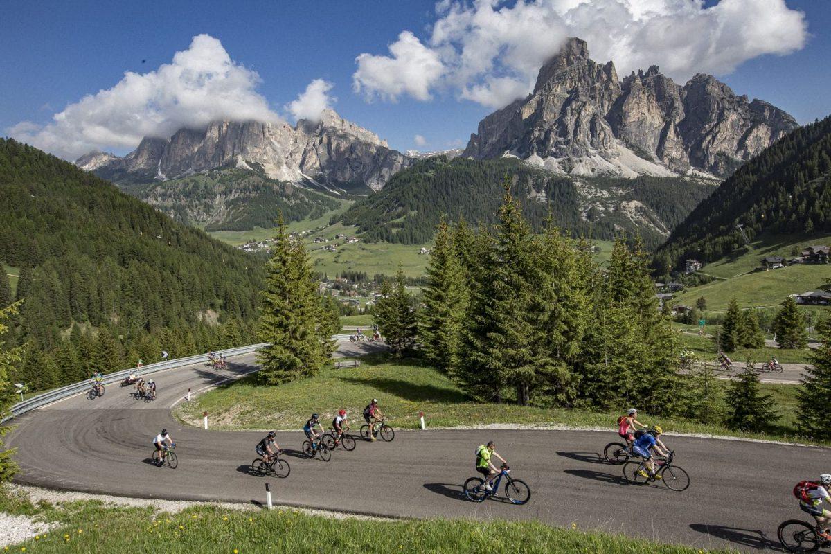 Dolomites Bike Day: pedala in sicurezza nel fascino dolomitico