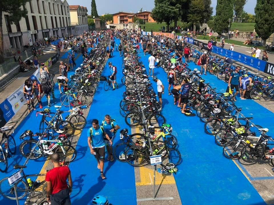 T2, la gestione dalla transizione ciclismo-corsa