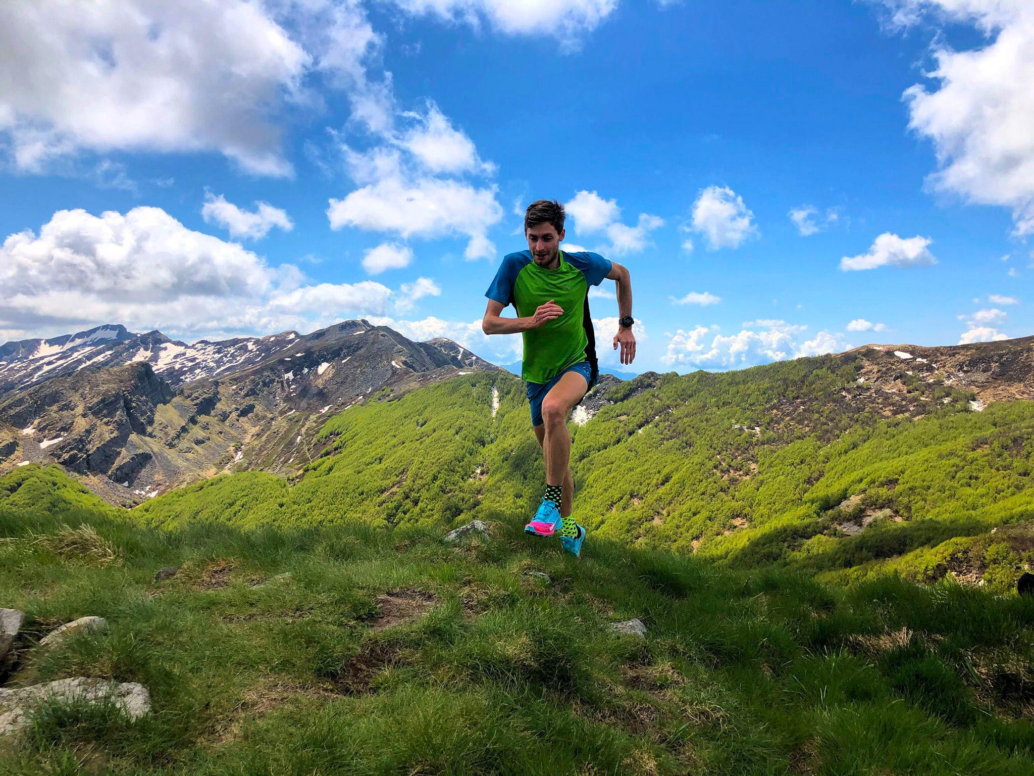 approccio al trail running