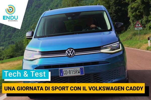 Nuovo Volkswagen Caddy: anima sportiva