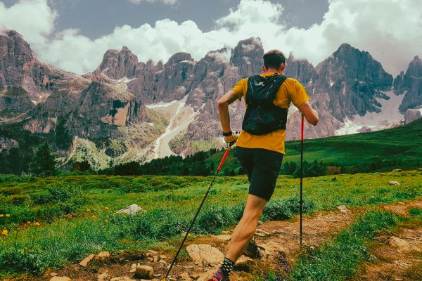 Bastoncini da running: sicurezza e stabilità