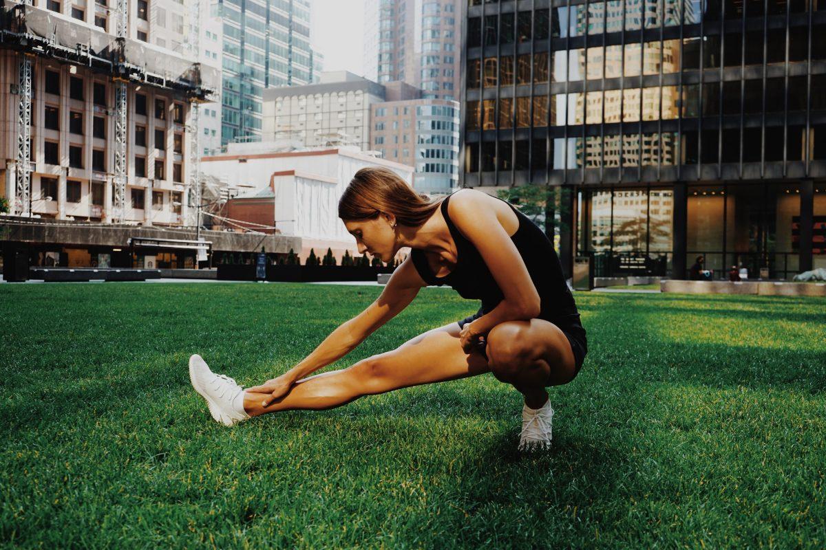 L'importanza di un corpo elastico per un Runner