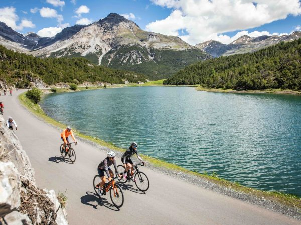 Continua Enjoy Stelvio National Park: pedala in sicurezza