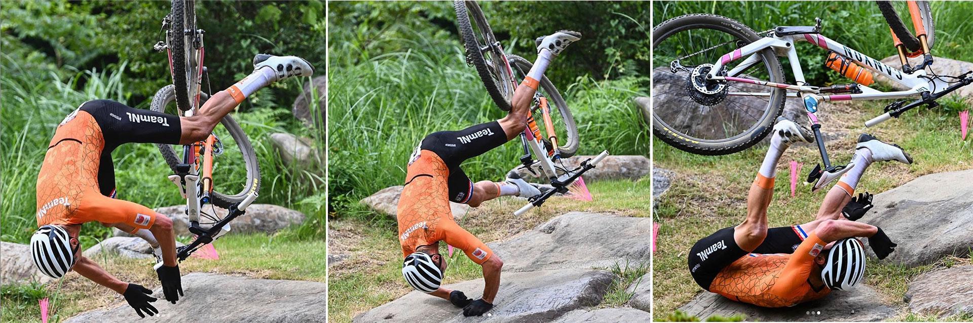 Mathieu Var der Poel alle olimpiadi di Tokyo