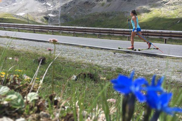 Skiroll: allenamento alternativo per il runner