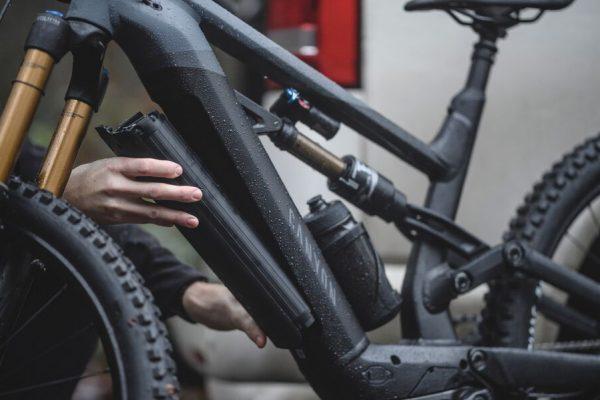 E bike: lavaggio e manutenzione