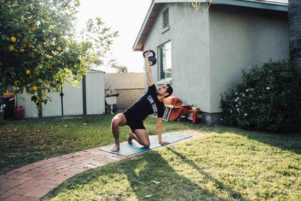 Triathlon: 3 esercizi di forza
