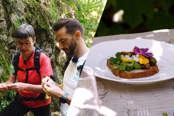 Trentino, Val dei Mòcheni: trekking e raccolta di erbe selvatiche