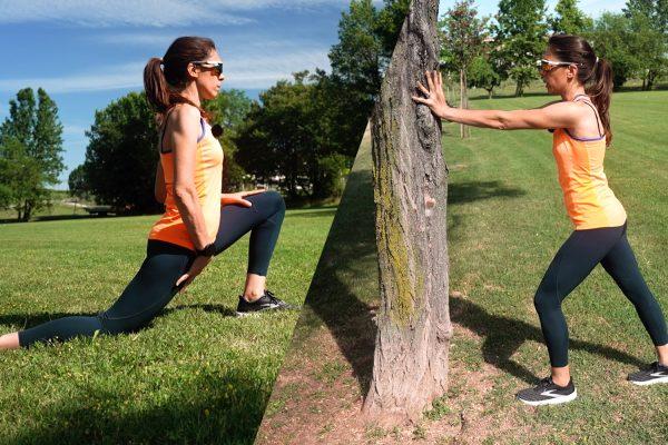 Stretching e corsa: come e quando eseguirlo