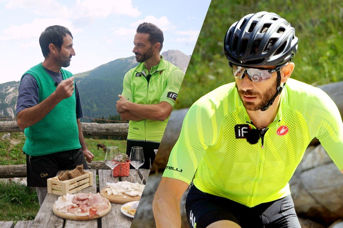 MTB e pranzo a Malga Tuena in Val di Non