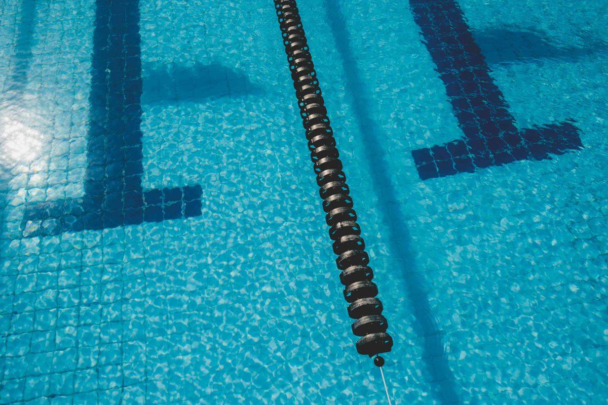 Come impostare un allenamento in piscina