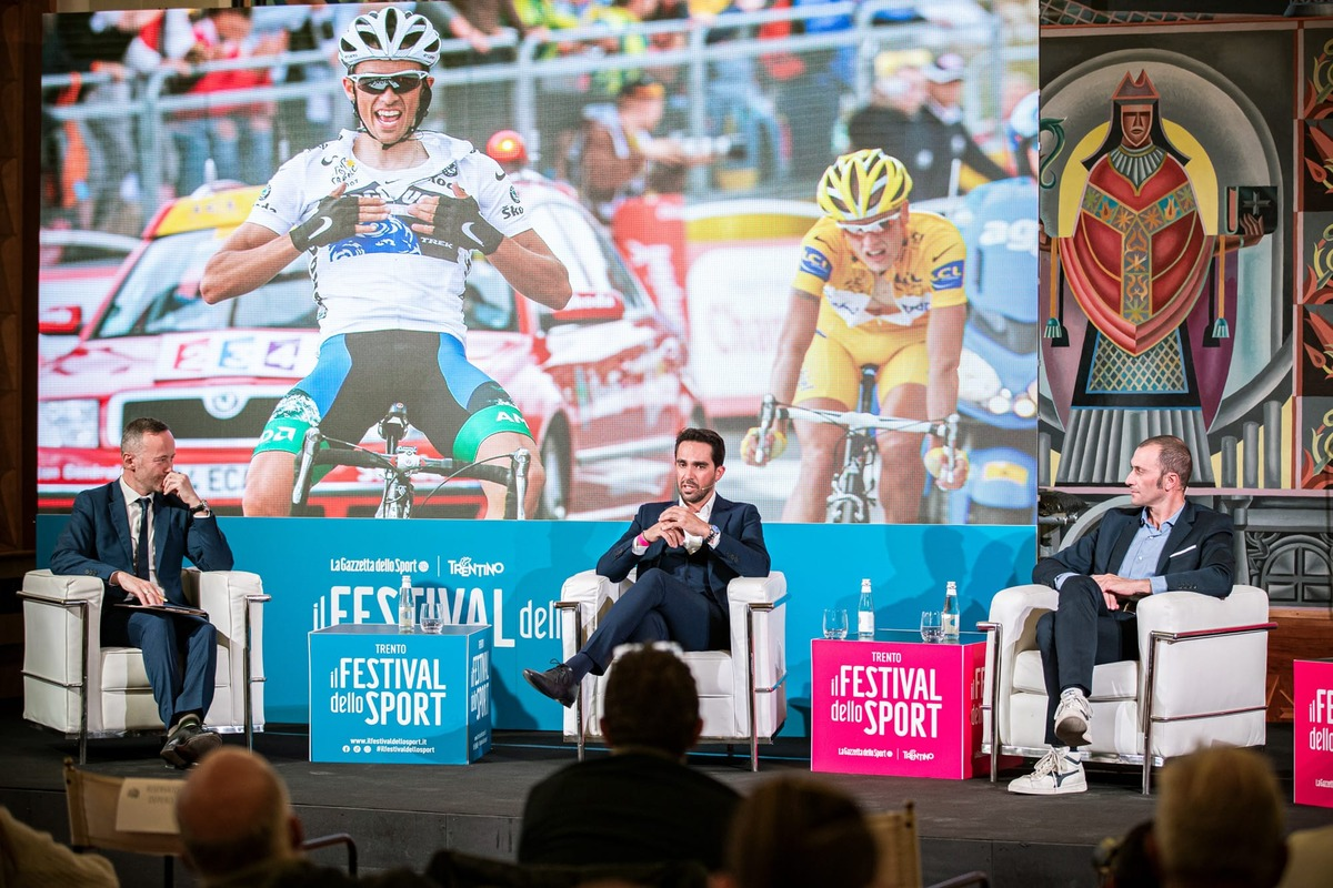 Il festival dello sport torna a Trento