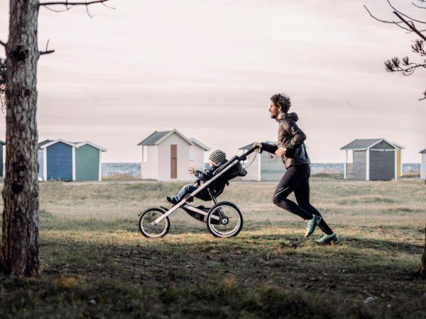 La corsa post parto: come e quandocorrere con il passeggino