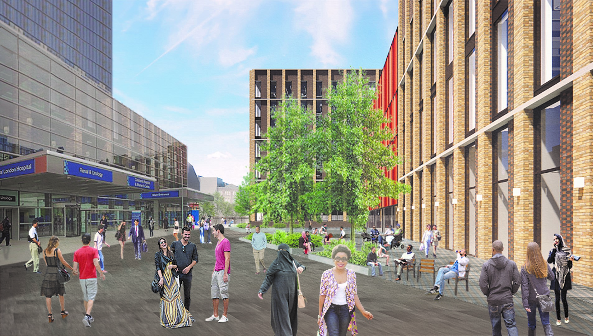 Vision for the Square
