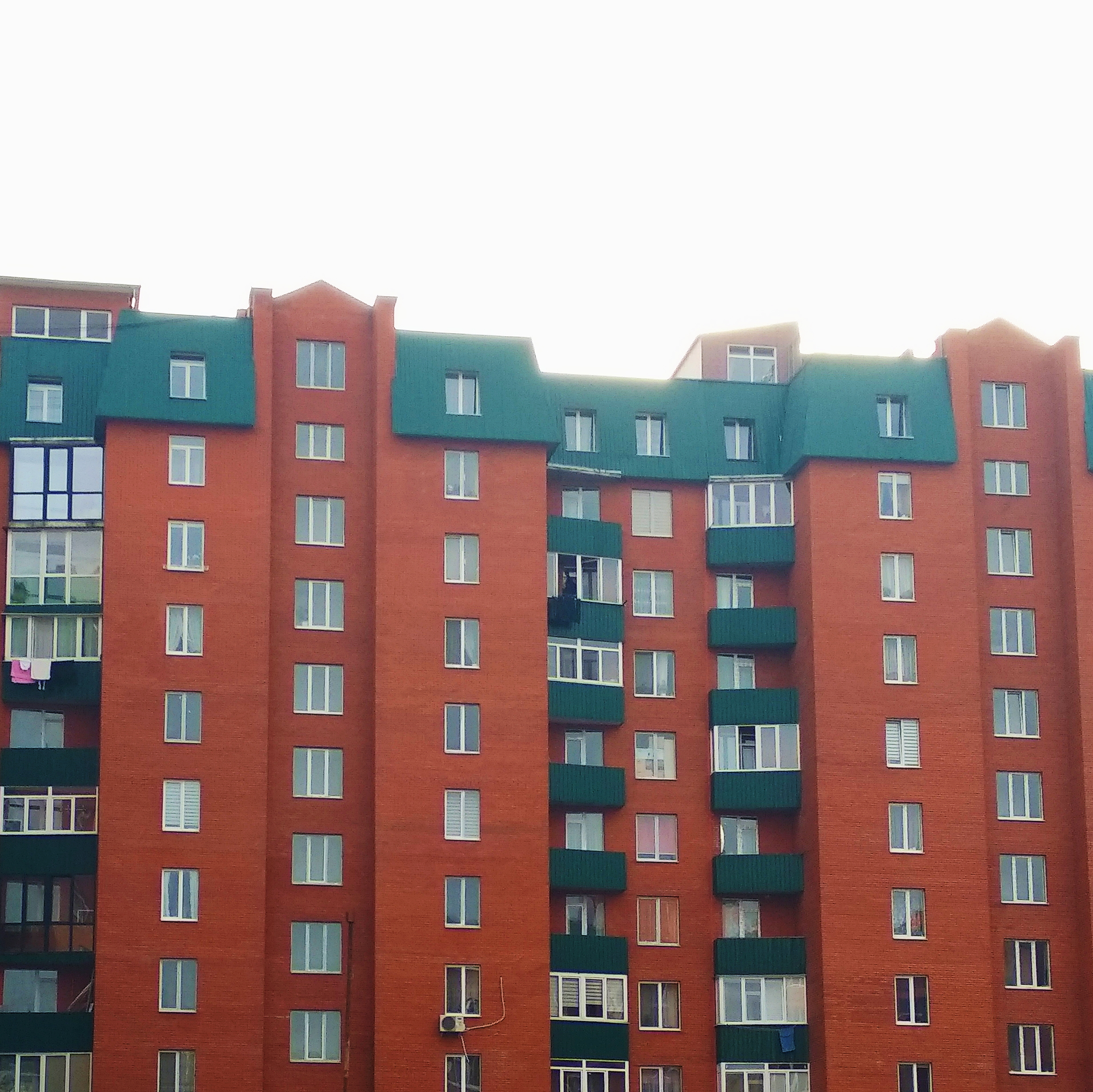 Image of a block of apartments