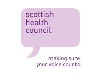 Scottish health council logo