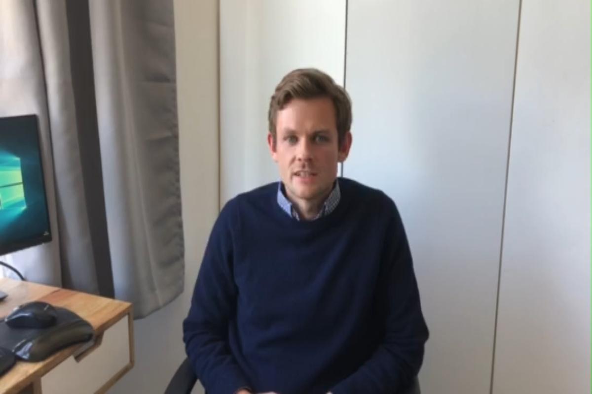 Tom Walker - Senior Project Manager