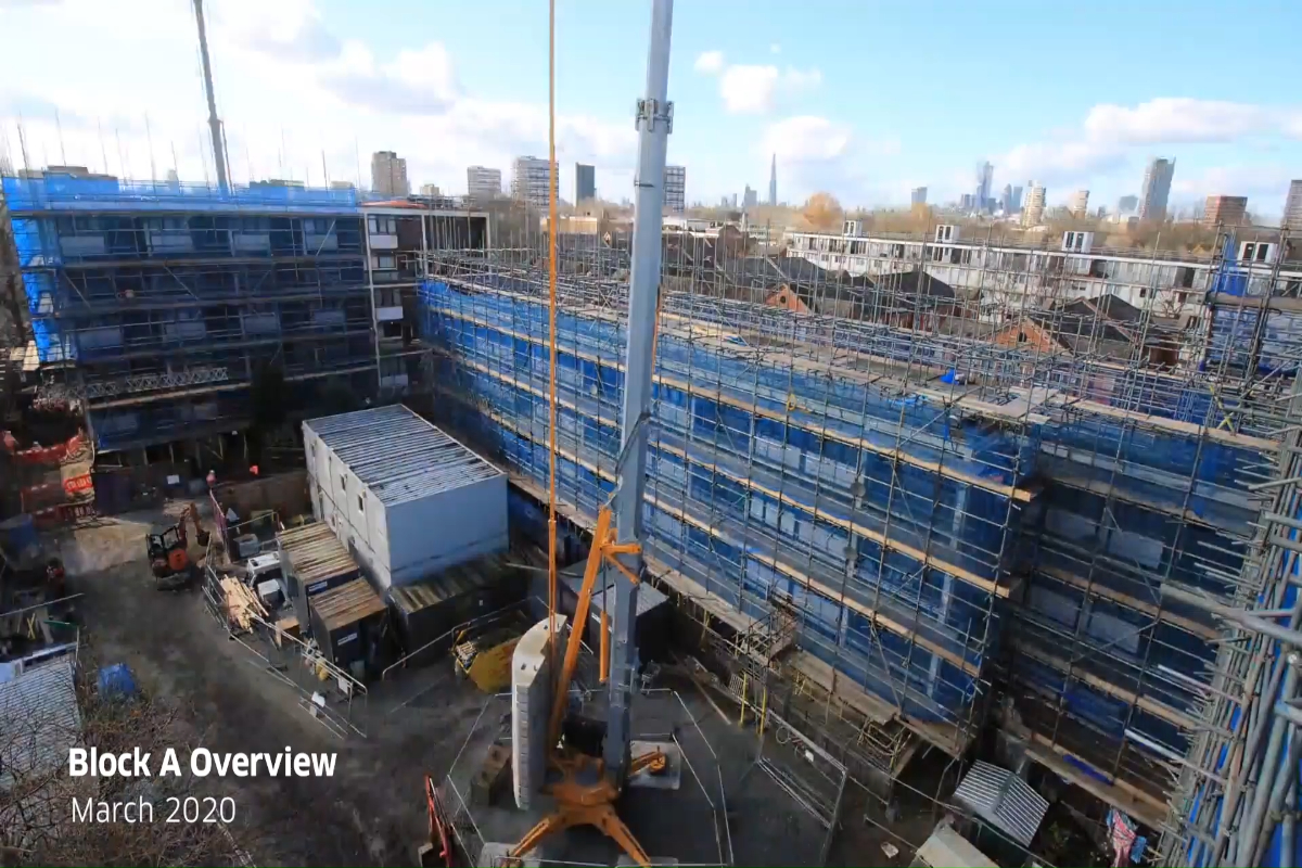 Chilton Grove Timelapse March 2020