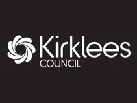 Kirklees white on black 200x150