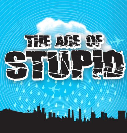 Age of stupid logo