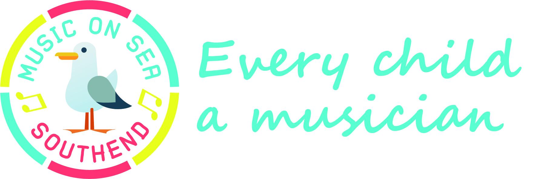 Music on Sea logo
