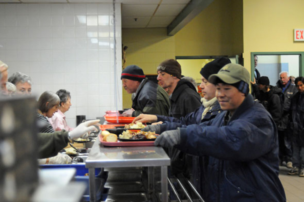 Homeless Soup Kitchen Salt Lake City