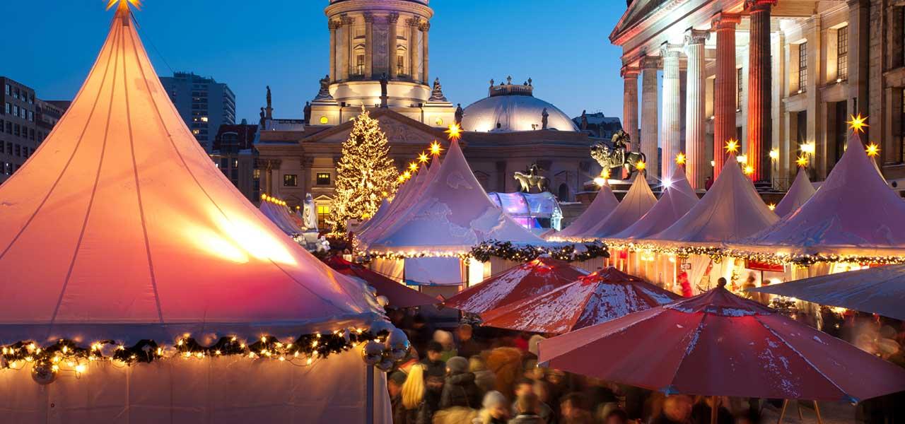 Christmas Market Holidays