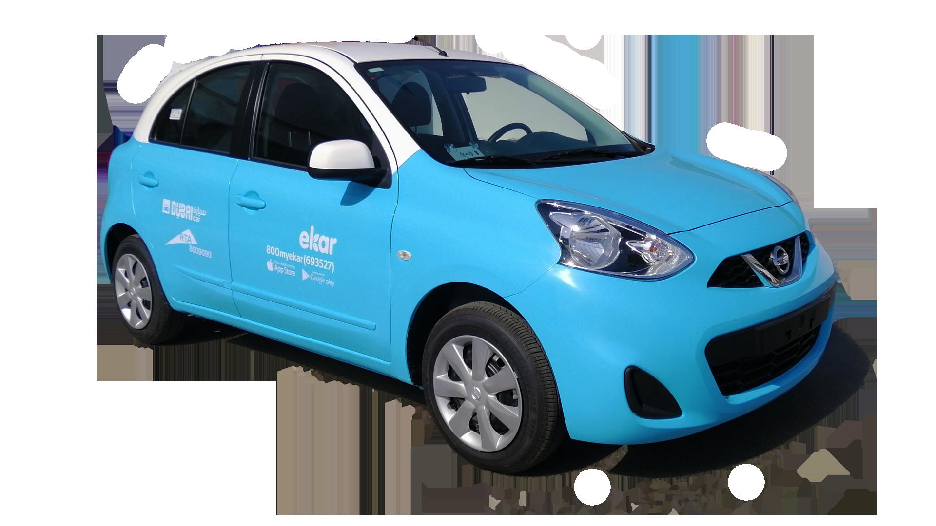 ekar - Nissan Micra