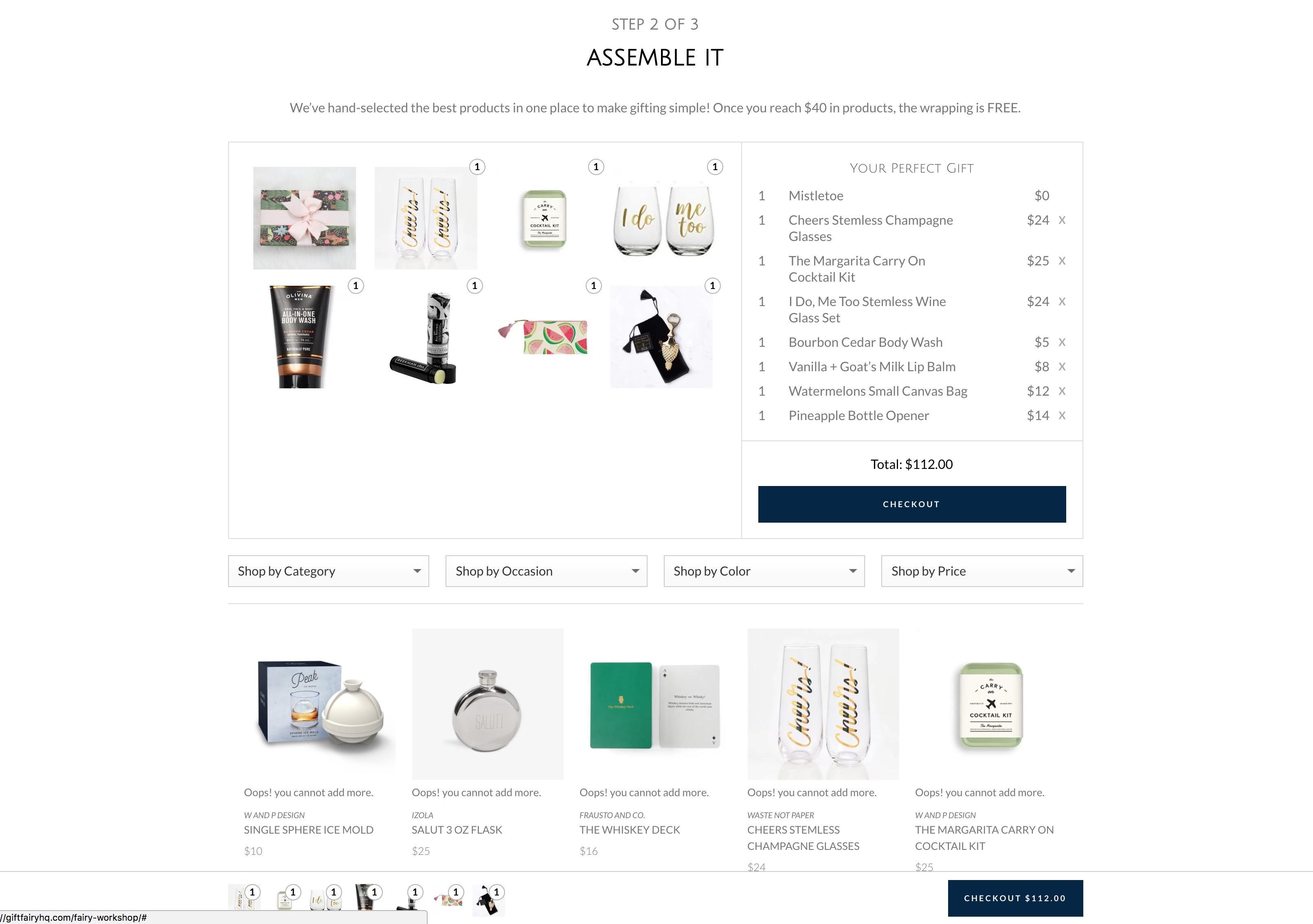 Site GiftFairy