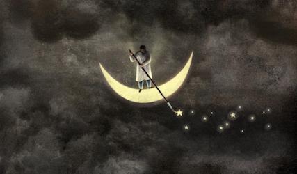Aslan Yeni Ay'ı