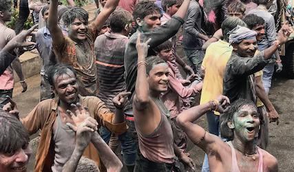 Renkli Hindistan