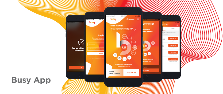 MyBusy App | Get The App to Manage Your Mobile Data | Busy Ghana