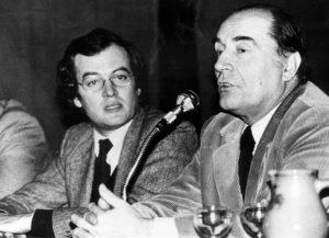 L'expresident francès. François Mitterrand / Christian Pierret
