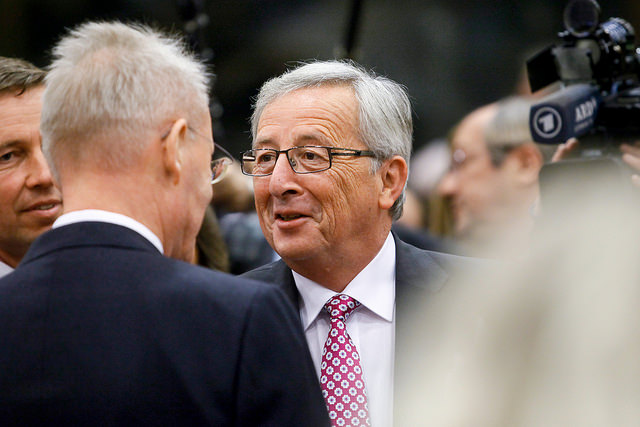 Juncker_European Conservatives and Reformists Group