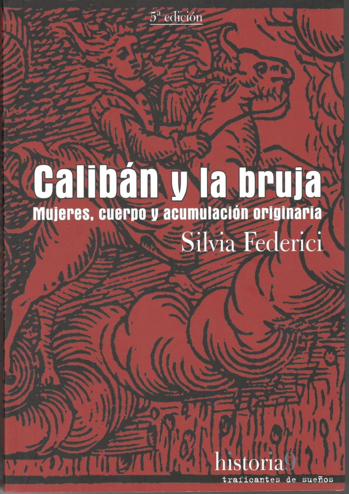 Calibanylabruja
