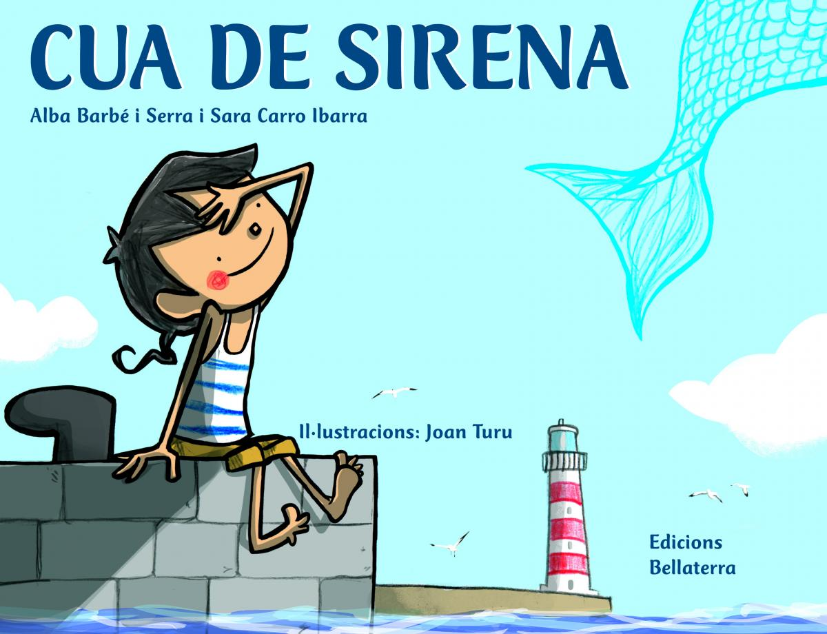 cua-de-sirena-edicions-bellaterra-los-cuentos-de-bastian-portada