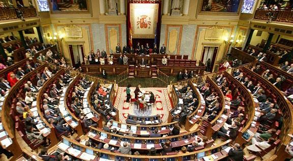 El Congrés dels Diputats espanyol continuarà sent un espai bàsicament masculí