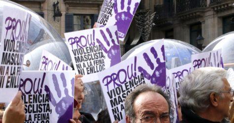 Exageren les feministes? Dades per entendre l'abast de la violència masclista