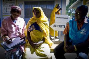Refugiats procedents de Darfur a l'Est del Txad el 2012 / EUropean Comission DG ECHO