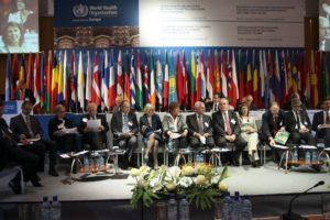 Reunió de l'OMS a Moscou el setembre de 2010 /