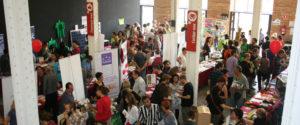 Fira d'Economia Social i Solidària que se celebra cada octubre al barri de Sant Andreu / ????