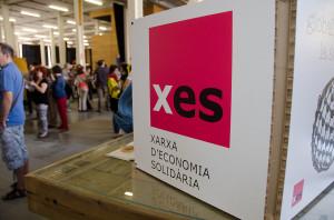La FESC, de l'any passat, a la Fabra i Coats / Xarxa d'Economia Solidària